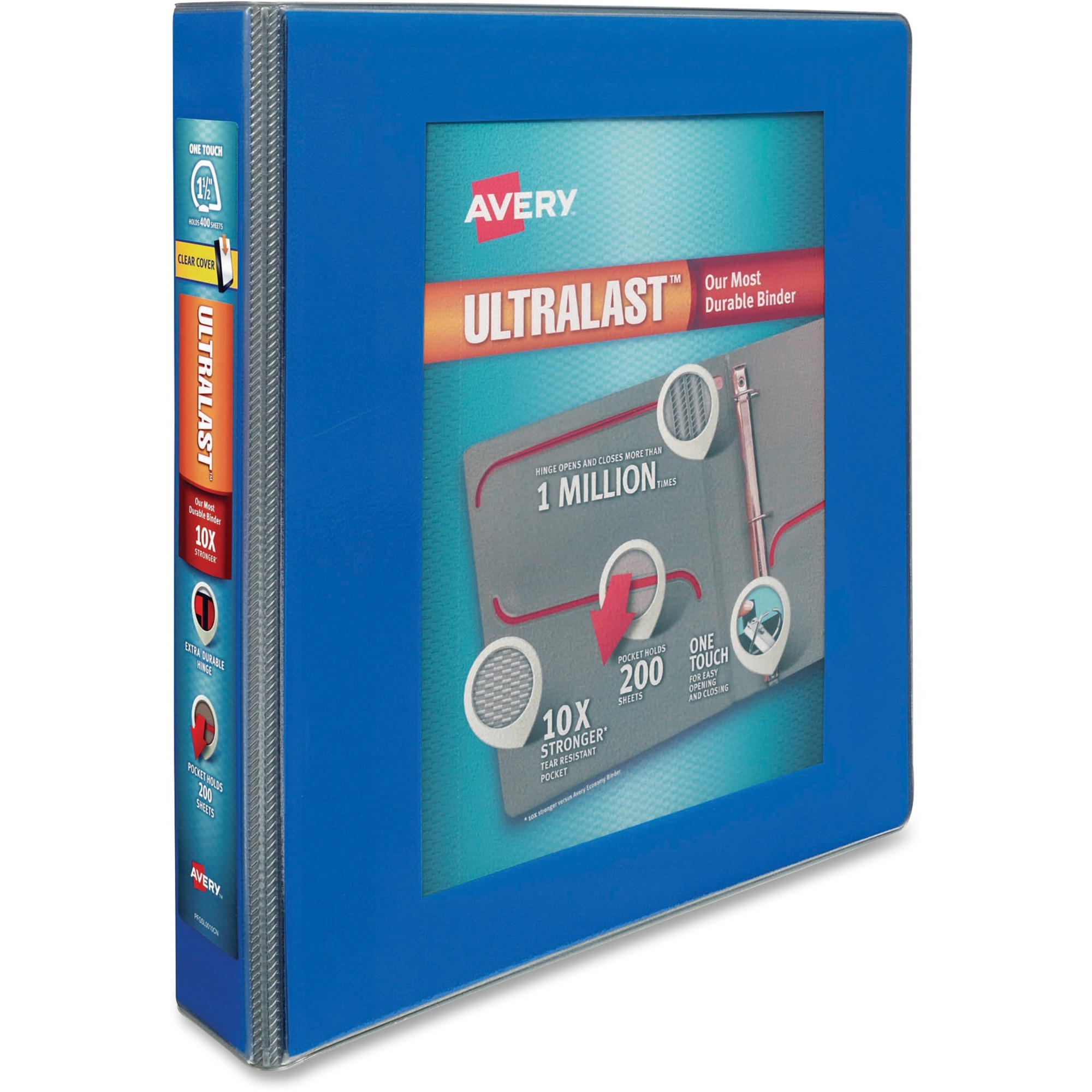 Avery® Index Maker Print & Apply Clear Label Dividers with