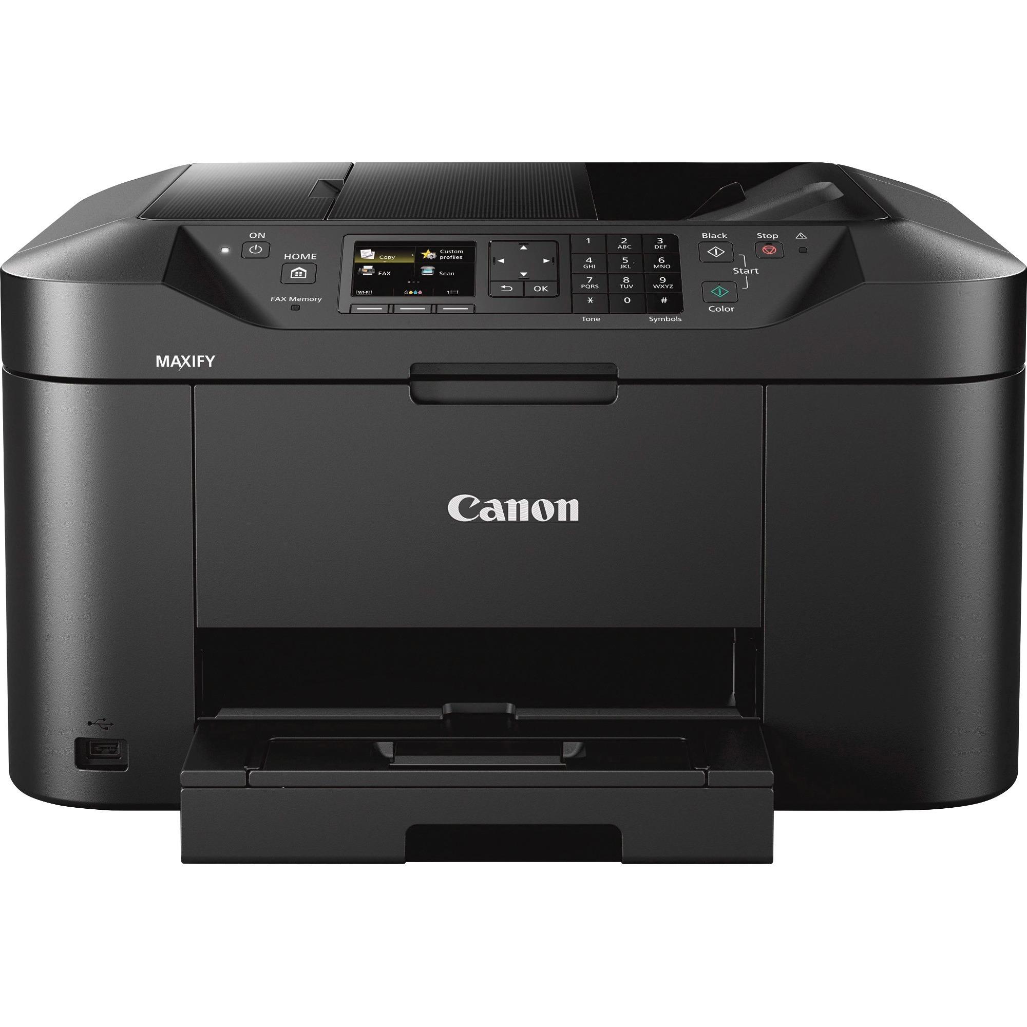 Canon Pixma Mx922 Inkjet Multifunction Printer Color Photodisc