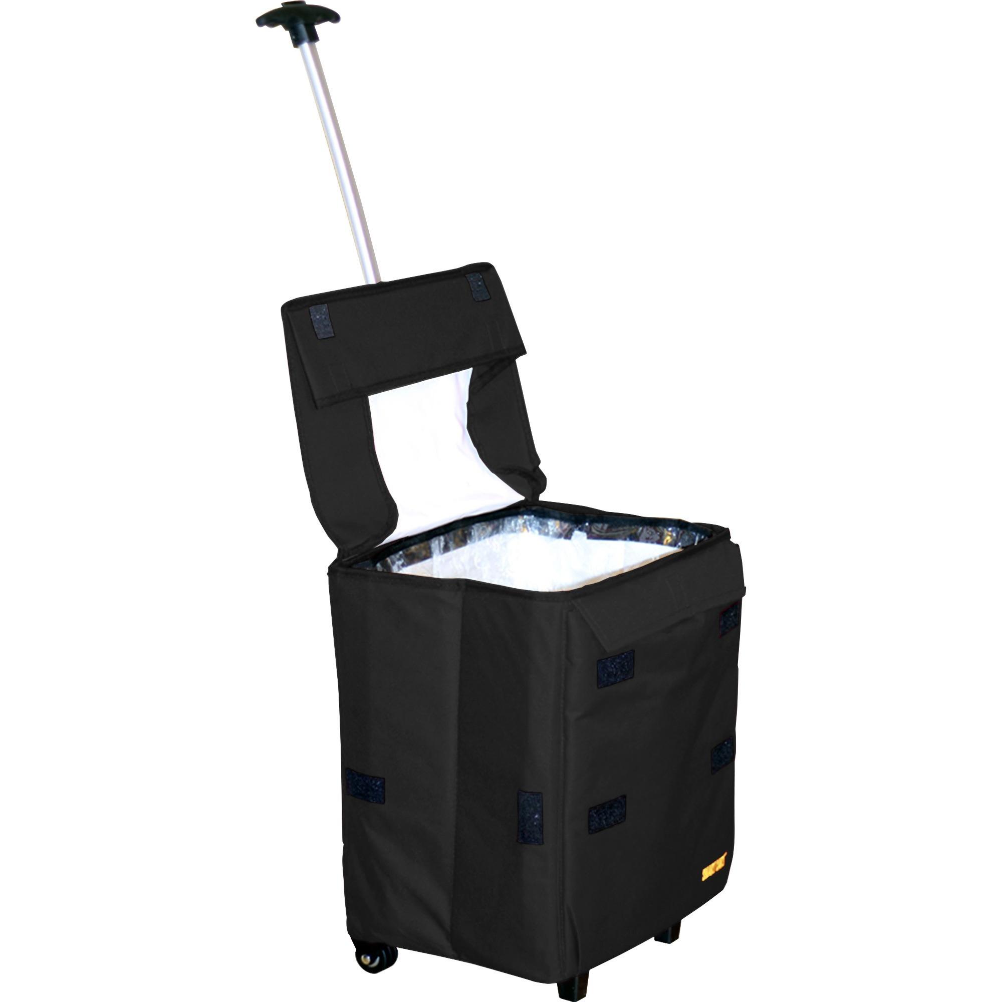 Dbest Smart Cart Cooler 29 06 Gal Black