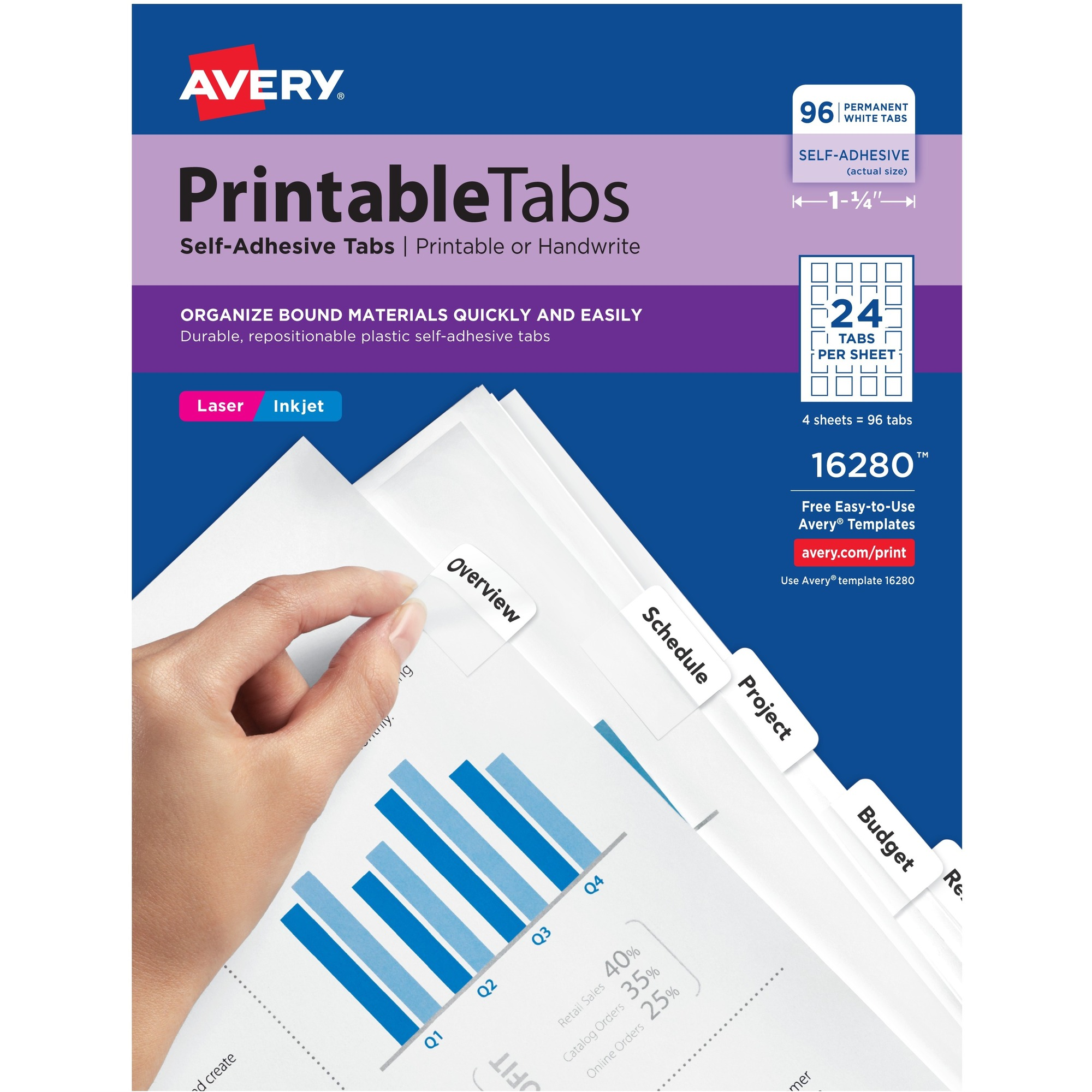 ave16280 avery printable self adhesive tabs