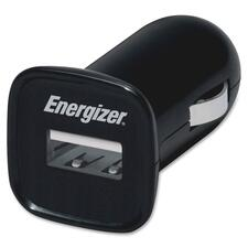 EVEREADY BATTERY CO INC USB Car Charger, Apple Cable,10W, Black