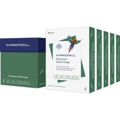 "Hammermill Color Copy Paper - Letter - 8.5"" x 11"" - 28lb - 100 GE/114 ISO Brightness - 2500 / Carton"