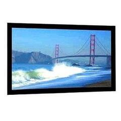 """Da-Lite Cinema Contour Fixed Frame Projection Screen - 72"""" x 96"""" - High Contrast Cinema Vision - 120"""" Diagonal"""
