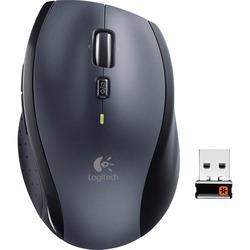 Logitech M510 Wireless Optical Mouse - Laser - Wireless