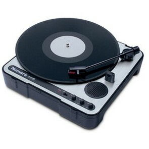 Numark PT-01USB Record Turntable