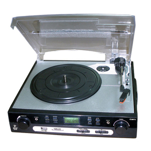 Pyle PLTTB9U Record Turntable
