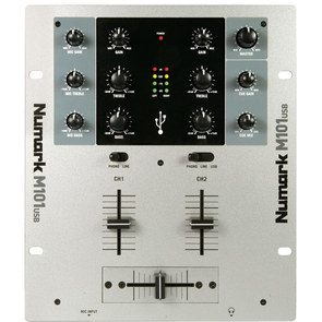 Numark M101USB Audio Mixer