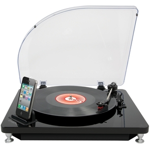 Ion Audio iLP Turntable Conversion System for iPad, iPhone & iPod touch