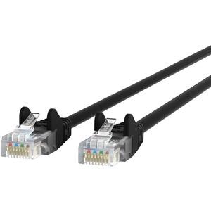 Stranded White 15-ft. BLACK BOX CAT5EPC-015-WH-5PAK CAT5e Value Line Patch Cable 5-Pack 4.5-m