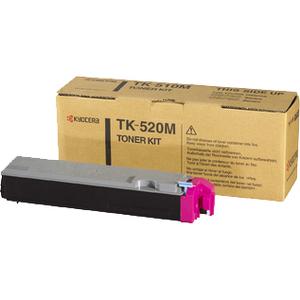 Kyocera Mita 1T02HJBEU0 Toner Cartridge - Magenta