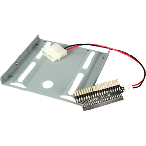 StarTech.com 2.5in IDE Hard Drive to 3.5in Drive Bay Mounting Kit - Metal