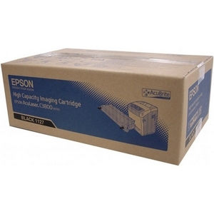 Epson AcuBrite C13S051127 Toner Cartridge - Black