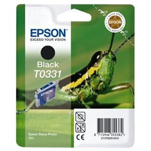 Epson T0331 Ink Cartridge - Black