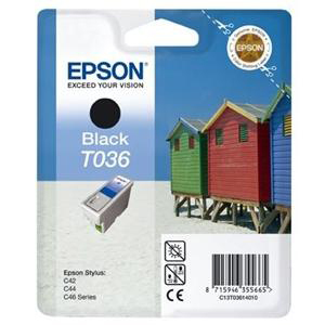Epson T036 Ink Cartridge - Black