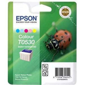 Epson T0530 Colour Ink Cartridge - C13T05304010