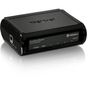 TRENDnet TW100-S4W1CA Broadband Router