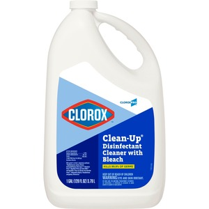 Clorox Clean-Up Disinfectant Cleaner with Bleach - Liquid - 1gal - Fresh Scent - 1 Each - Refill