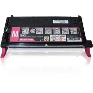 Epson S051163 Toner Cartridge - Magenta
