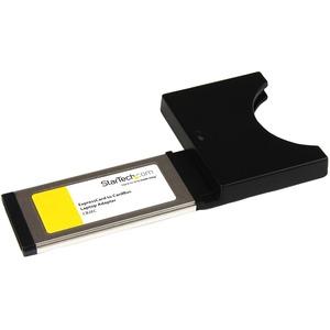 StarTech.com ExpressCard to CardBus Laptop Adapter PC Card - CardBus Type I