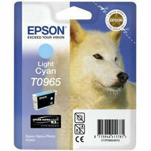Epson UltraChrome T0965 Ink Cartridge - Light Cyan