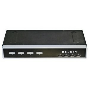 Belkin SOHO F1DD104LEA KVM Switch