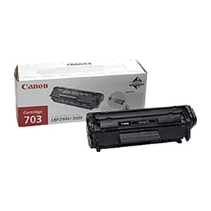Canon 703 Toner Cartridge - Black