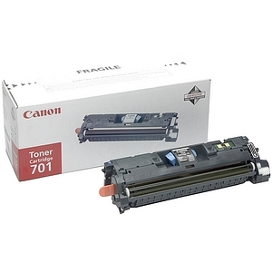 Canon 701 Toner Cartridge - Black