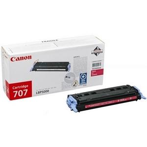 Canon 707 Toner Cartridge - Magenta