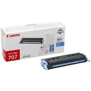 Canon T707C Toner Cartridge - Cyan