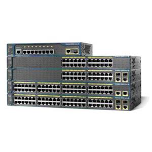 Cisco Ethernet Switches