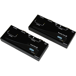 StarTech.com USB VGA Console Extender over CAT5 UTP 500 ft - 2 Computers - 2 - 1 x HD-15 Video In