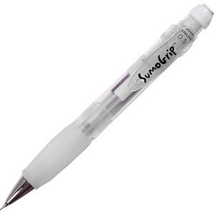 Sakura of America SumoGrip .5mm Mechanical Pencils - 0.5 mm Lead Diameter - Refillable - Clear Barrel - 1 Each