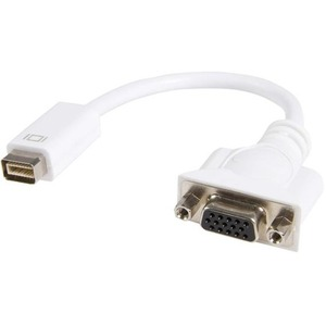 StarTech.com Mini DVI to VGA Video Cable Adapter for Macbooks and iMacs