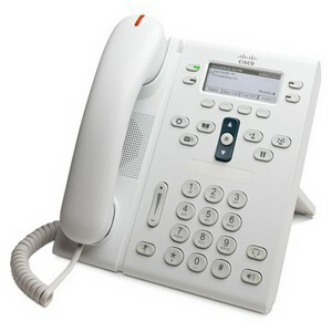 Cisco 7841 IP Phone - Refurbished - Wall Mountable - Solvix