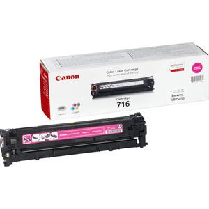 Canon 716M Toner Cartridge - Magenta