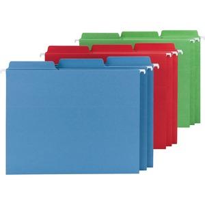 Smead FasTab® Hanging Folders - Letter - 8 1/2