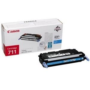 Canon 711 Toner Cartridge - Cyan
