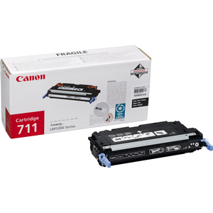 Canon 711 Toner Cartridge - Black
