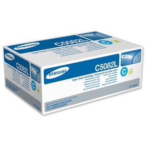 Samsung CLT-C5082L/ELS Toner Cartridge - Cyan