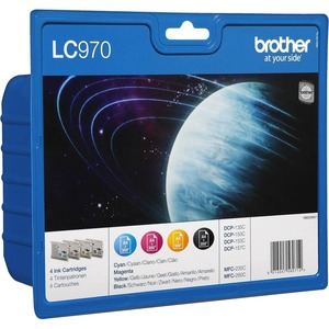 Brother LC970VALBP Ink Cartridge - Black