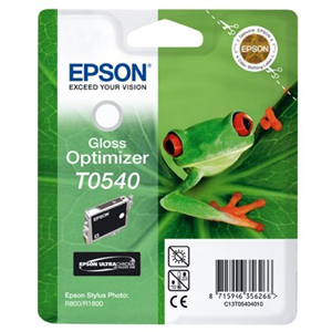 Epson UltraChrome T0540 Gloss Optimizer Cartridge - Colour