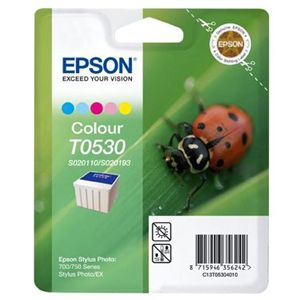 Epson T0530 Ink Cartridge - Colour