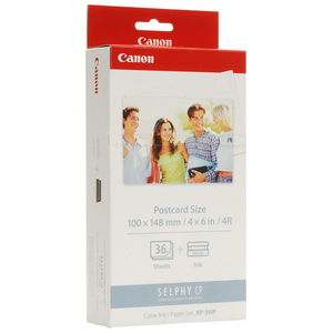 Canon KP-36IP Ink Cartridge - Colour
