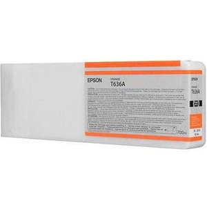 Epson UltraChrome T636A Ink Cartridge - Orange
