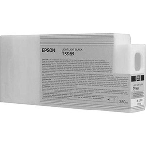 Epson UltraChrome T5969 Ink Cartridge - Grey