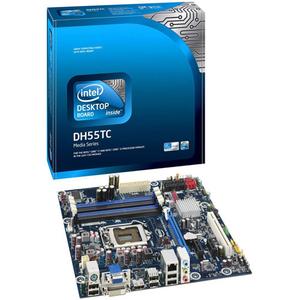 Intel DH55TC Desktop Motherboard - Intel Chipset