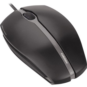 Cherry JM-0300 Mouse - Optical Wired - Black