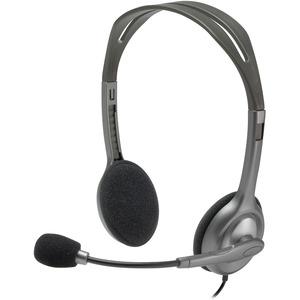 Logitech H110 Headset - Stereo