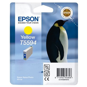 Epson T5594 Ink Cartridge - Yellow