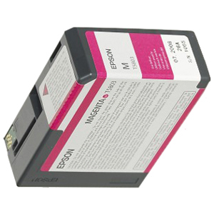 Epson UltraChrome T580A Ink Cartridge - Magenta